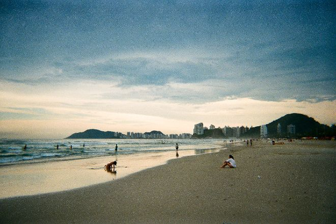 Enseada Beach, Guaruja, Brazil
