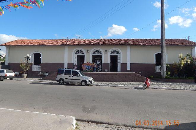 Estacao do Artesao de Gravata, Gravata, Brazil