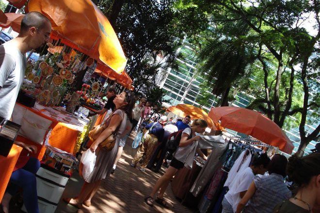 Feira de Arte e Artesanato Omaguas, Sao Paulo, Brazil