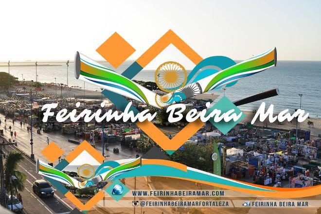 Feirinha Beira Mar, Fortaleza, Brazil