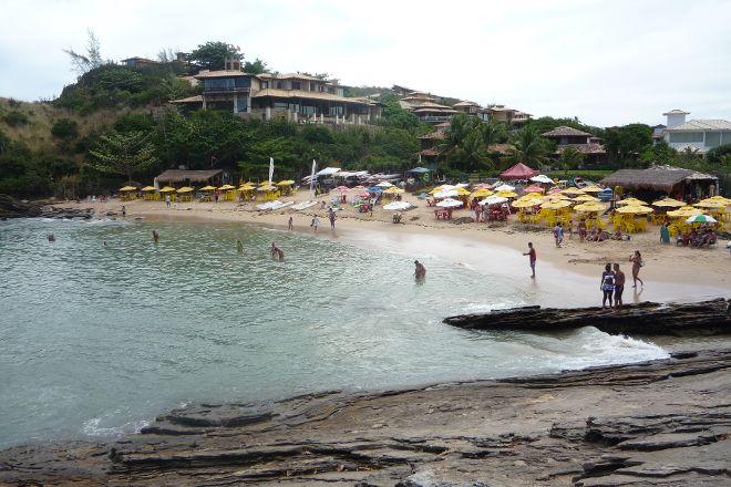 Ferradurinha Beach, Armacao dos Buzios, Brazil