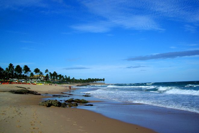 Flamengo Beach, Salvador, Brazil