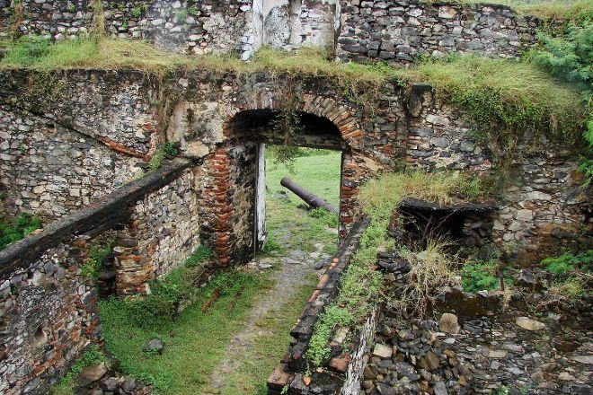 Fortaleza N S dos Remedios, Fernando de Noronha, Brazil