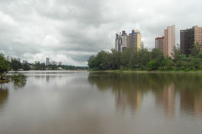 Igapo Lake, Londrina, Brazil