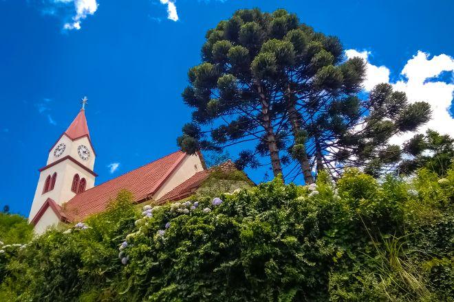Igreja do Relogio, Gramado, Brazil