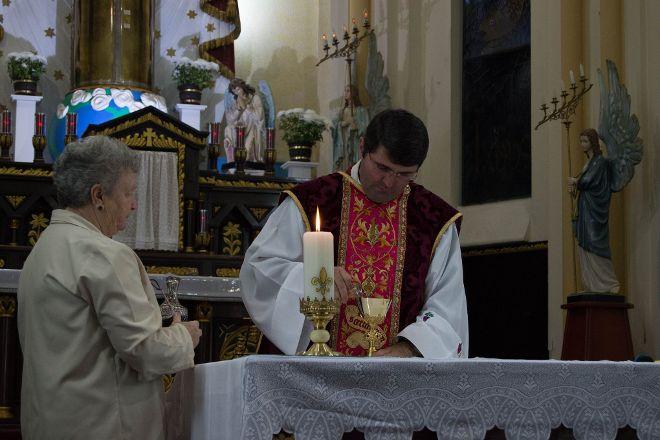Igreja Sagrado Coracao de Jesus, Ponta Grossa, Brazil