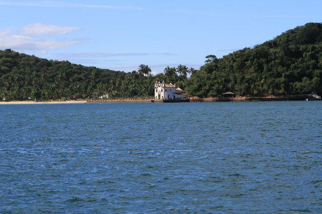 Ilha dos Frades, Salvador, Brazil