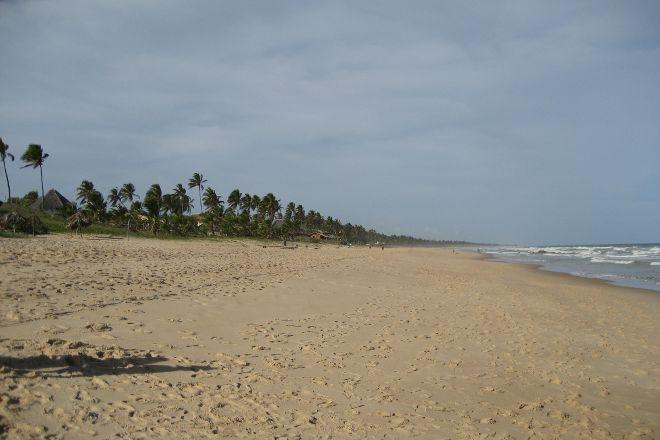 Imbassai Beach, Imbassai, Brazil