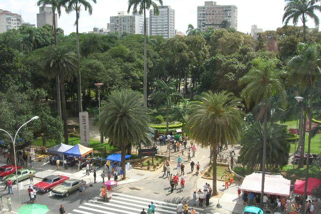Jardim da Luz, Sao Paulo, Brazil