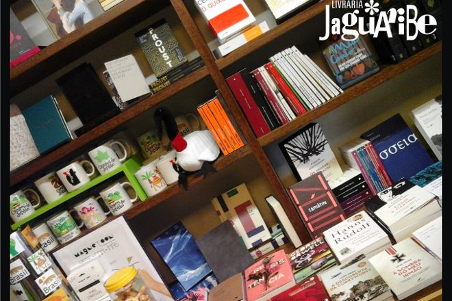 Livraria Jaguaribe, Campos Do Jordao, Brazil