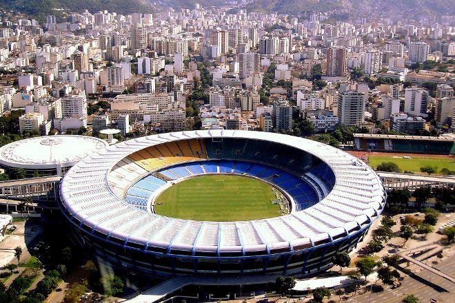 Maracanã, Rio de Janeiro, Brazil