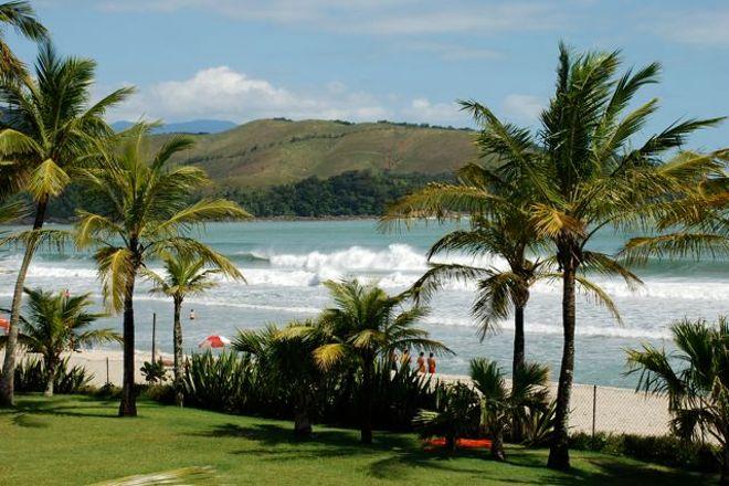Maresias Beach, Maresias, Brazil