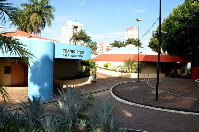 Centro Cultural Martim Cererê, Goiania, Brazil