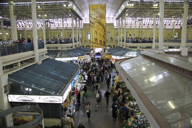 Mercado Publico Porto Alegre, Porto Alegre, Brazil