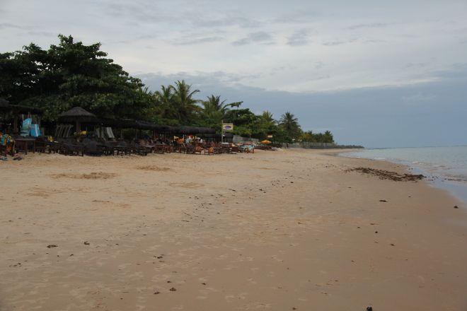 Praia do Mucugê, Arraial d'Ajuda, Brazil