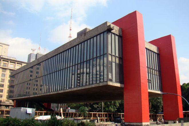 Museu de Arte de Sao Paulo Assis Chateaubriand - MASP, Sao Paulo, Brazil