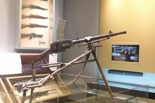 Museu Historico da Policia Militar de Minas Gerais, Belo Horizonte, Brazil