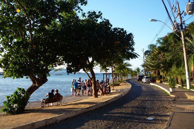 Orla Bardot Boardwalk, Armacao dos Buzios, Brazil