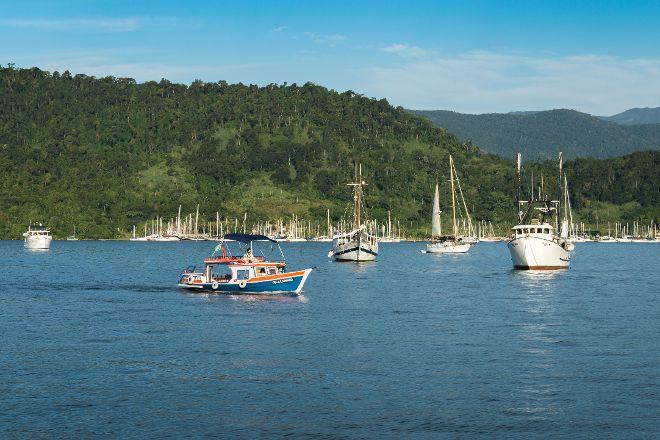 Paraty Bay, Paraty, Brazil