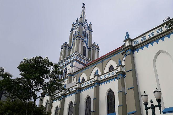 Paroquia Santa Otilia, Orleans, Brazil