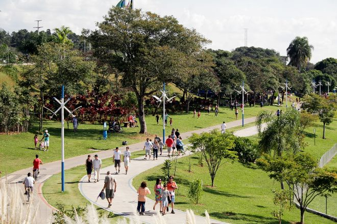Parque Da Cidade, Jundiai, Brazil