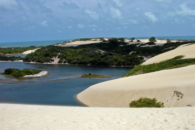 Parque das Dunas, Natal, Brazil