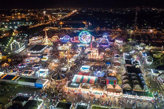 Parque de Exposicoes Governador Ney Braga, Londrina, Brazil