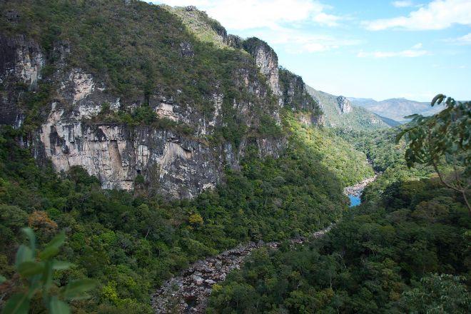Parque Nacional da Chapada dos Veadeiros, Alto Paraiso de Goias, Brazil