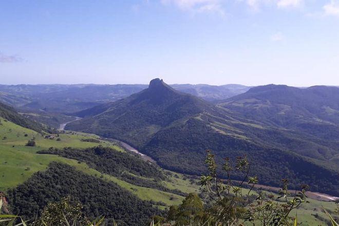 Pico do Agudo, Sapopema, Brazil
