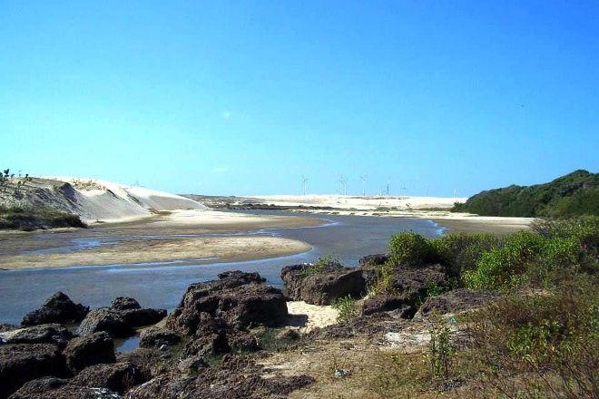 Piriquara Beach (Coqueiros), Paracuru, Brazil