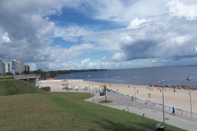 Ponta Negra Beach, Manaus, Brazil