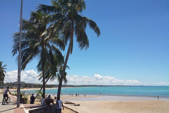 Ponta Verde Beach, Maceio, Brazil