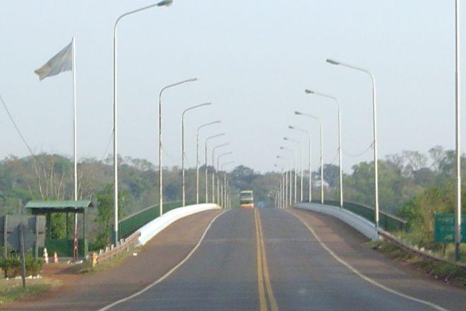 Ponte Tancredo Neves, Foz do Iguacu, Brazil