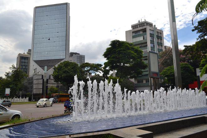 Praca Da Savassi, Belo Horizonte, Brazil