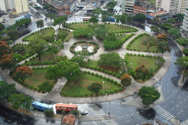 Praca Raul Soares, Belo Horizonte, Brazil