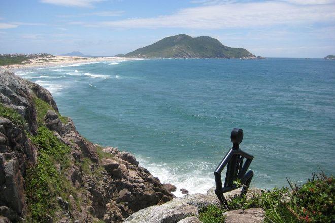 Praia do Santinho, Florianopolis, Brazil