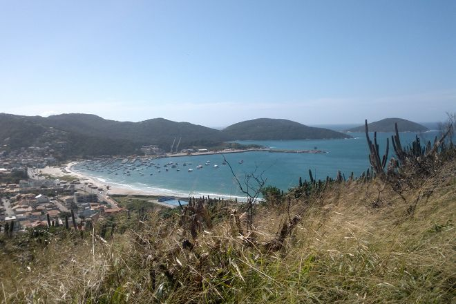 Praia dos Anjos, Arraial do Cabo, Brazil