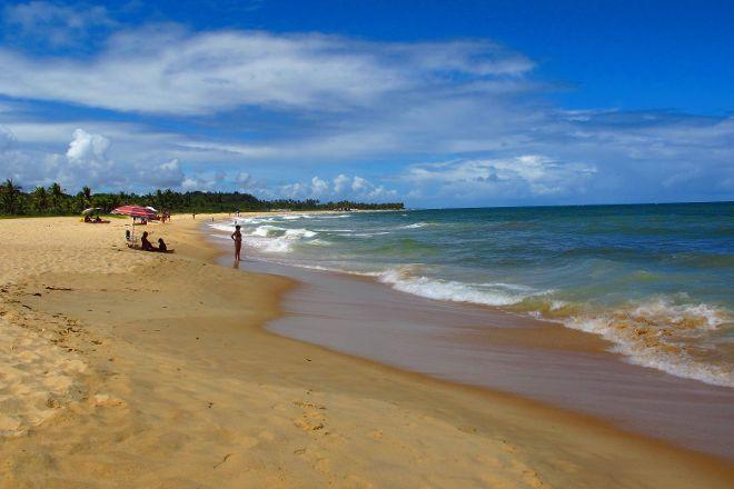 Praia dos Nativos, Trancoso, Brazil