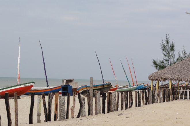 Prea Beach, Jericoacoara, Brazil