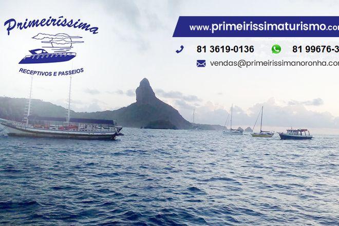 Primeirissima Turismo, Fernando de Noronha, Brazil