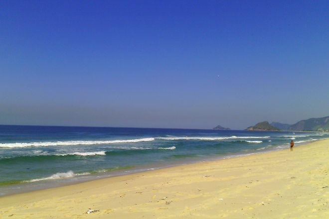 Reserva Beach, Rio de Janeiro, Brazil