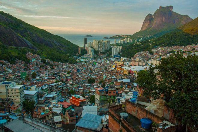 Rocinha by Rocinha, Rio de Janeiro, Brazil