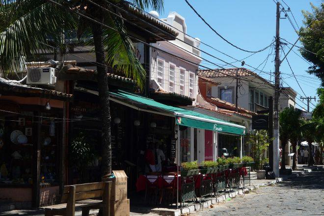 Rua das Pedras, Armacao dos Buzios, Brazil