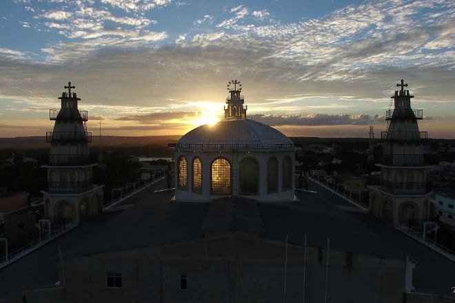 Santuario Menino Jesus, Brazlandia, Brazil