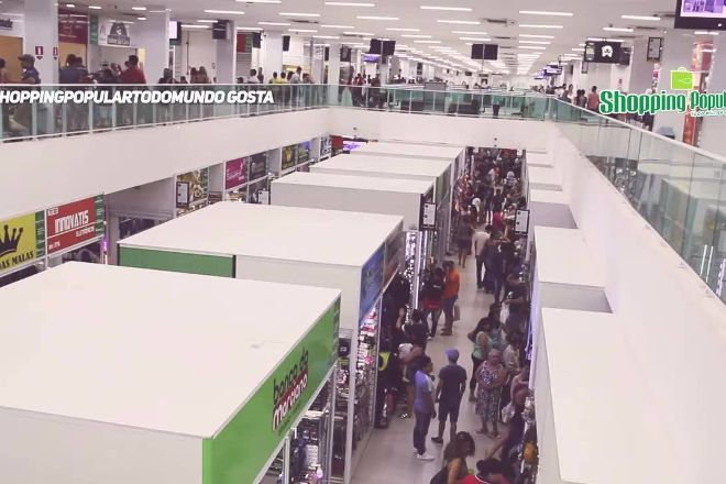 Shopping Popular Cuiaba, Cuiaba, Brazil