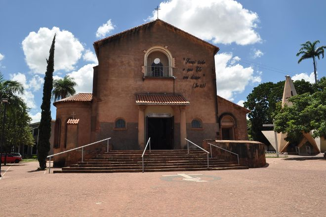 Shrine of Nossa Senhora do Perpetuo Socorro, Campo Grande, Brazil