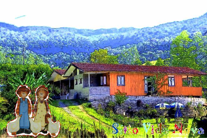 Sitio Vida Nova - Acolhida na Colonia, Presidente Nereu, Brazil