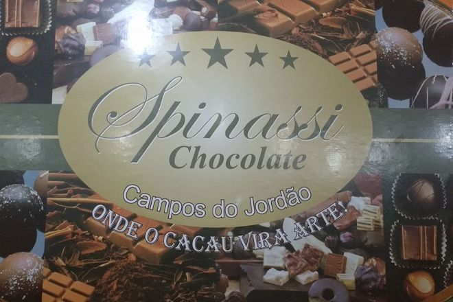 Spinassi Chocolate, Campos Do Jordao, Brazil