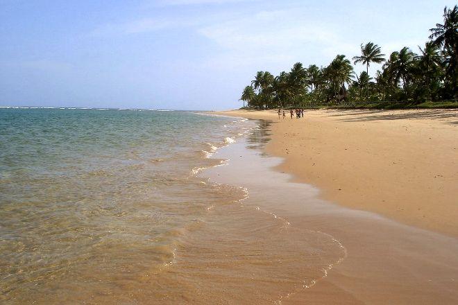 Taipus de Fora Beach, Marau, Brazil