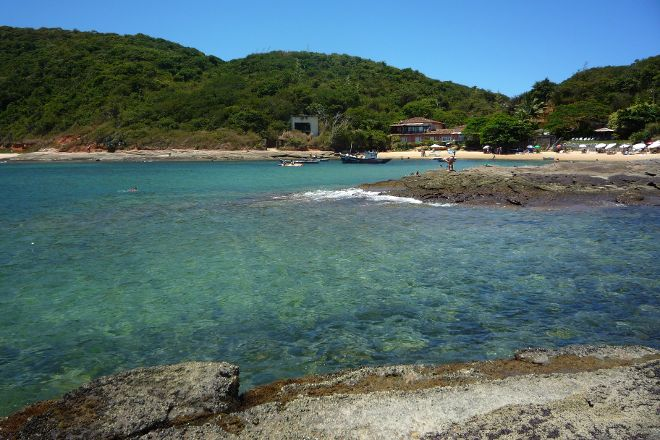 Tartaruga Beach, Armacao dos Buzios, Brazil
